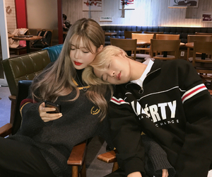 ulzzangs and korean couples image