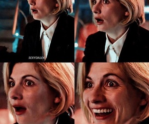doctor who, jodie whittaker, and thirteenth doctor image