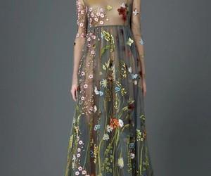 belleza, elegancia, and flores image