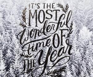 filter, snow, and quotes image