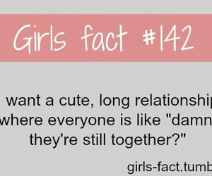 girl, cute, and Relationship image
