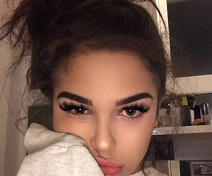 beauty, baddie, and maggielindemann image