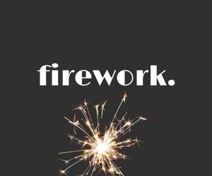 black, clean, and firework image