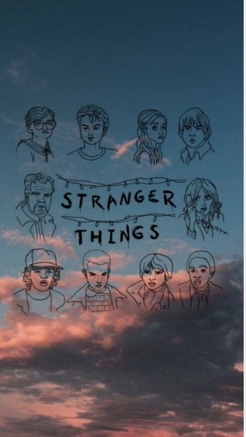 Stranger Things 1 Tag On We Heart It