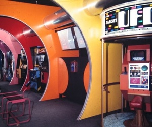 1980s, 80s, and arcade image