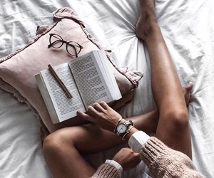 book, cozy, and tumblr image