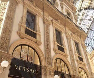 Versace and aesthetic image