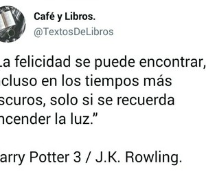 harry potter and libros image