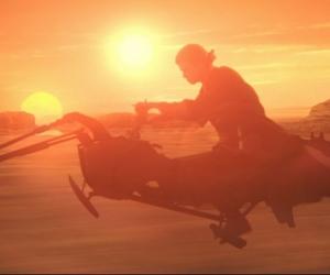 Anakin Skywalker and star wars image