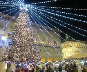 christmas, Ciudades, and lugares image