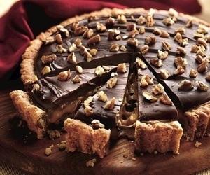 chocolate, cake, and dessert image