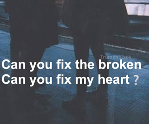 edit by trumxnblxck, sad, and love image