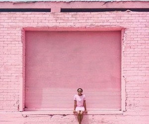 pink, love, and aesthetic image