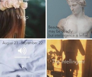 astronomy, virgo, and August image