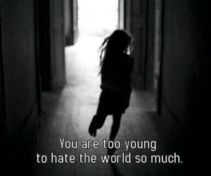 Grudge, hate, and world image
