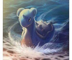 pokemon and lapras image