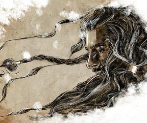 draw, dwarf, and king image