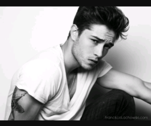 black and white, Francisco Lachowski, and sexy image