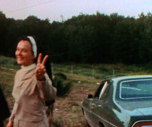 nun and woodstock image
