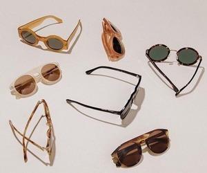 sunglasses, glasses, and retro image