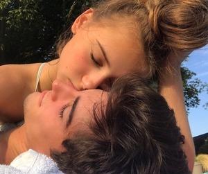 alternative, beautiful people, and couple image