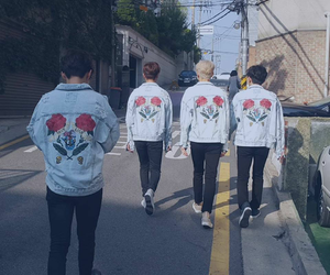 the rose, kpop, and aesthetic image