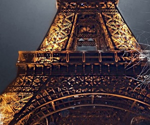 art, eiffel tower, and goals image