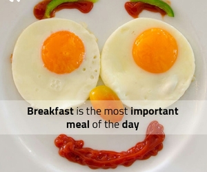 breakfast, fitness, and healthy image