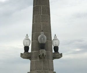 background, cloudy, and statue image
