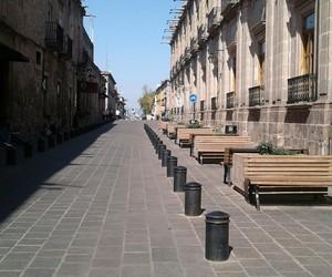 cities, street, and méxico image