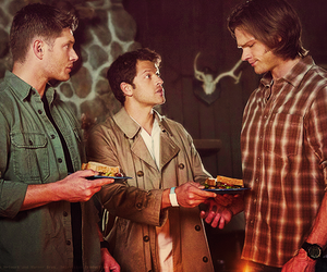 dean, Sam, and supernatural image
