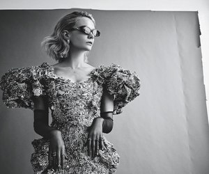 Carey Mulligan, Emma Summerton, and vogue image