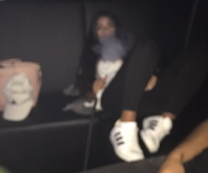 girl, tumblr, and adidas image