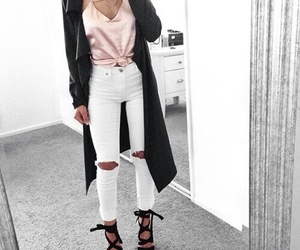 fashion, girl, and tumblr image