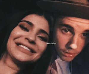 justin bieber, jylie, and manip image