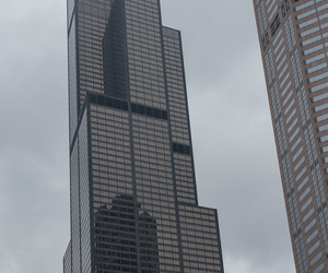 chicago, downtown, and illinois image