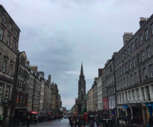 edinburgh, europe, and scotland image