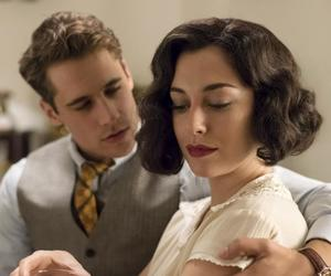 cable girls, lidia, and alba image