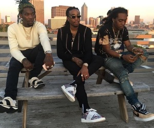 migos, freaky, and Prom image