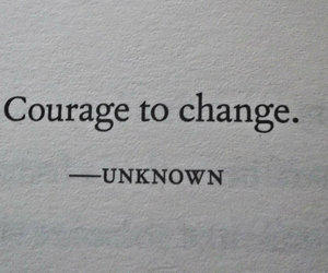courage, inspiring, and quotes image