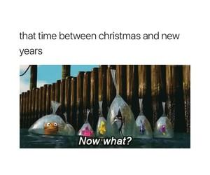 boring, christmas, and funny image