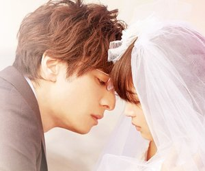 couple, hirose suzu, and japan image