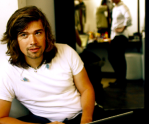 guy, hair, and hanson image
