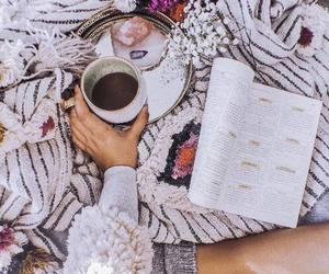 aesthetic, cozy, and coffee image