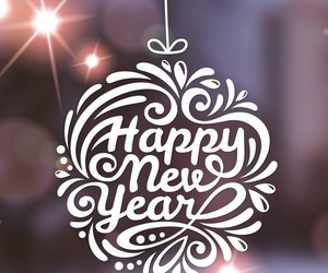wallpaper and happy new year image