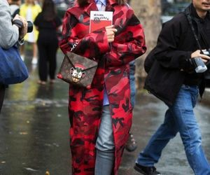 fashion, street, and Louis Vuitton image