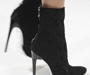 fashionista, highheels, and shoes image