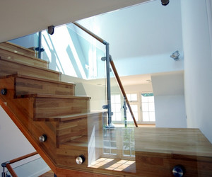 wooden stairs and wood stairs image