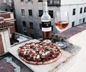 beautiful, drink, and food image