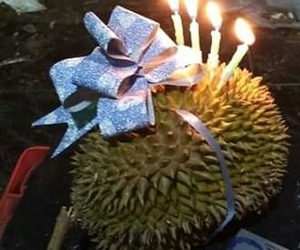 durian, fruit, and indonesia image